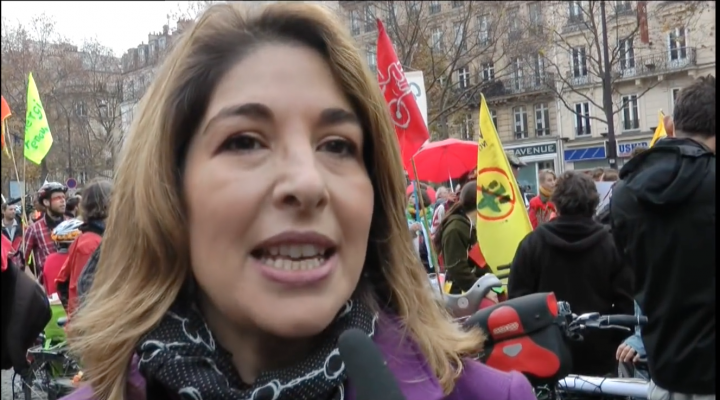 Talk Real Voices: Naomi Klein