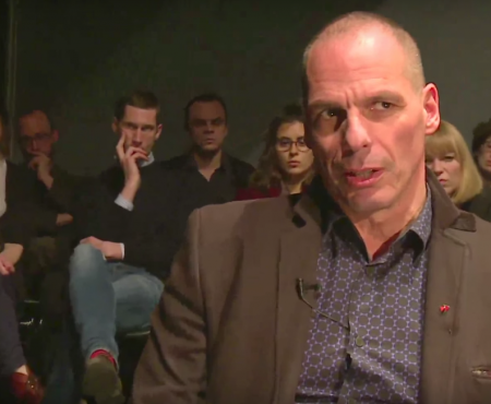 Talk Real LIVE from Berlin: DiEM25