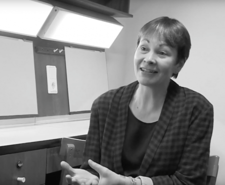 Talk Real Voices: Caroline Lucas