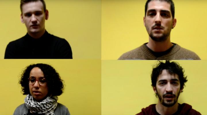 Talk Real Faces: Activism on Social Media