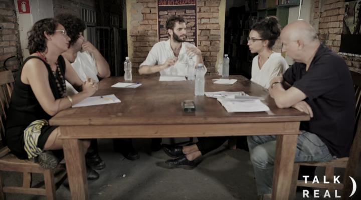 Talk Real in São Paulo | Marginalia